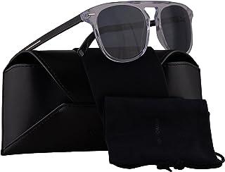 19045d0920b1 Christian Dior Homme Blacktie249S Sunglasses Crystal w Blue Avio Lens 52mm  900KU Blacktie 249S Black