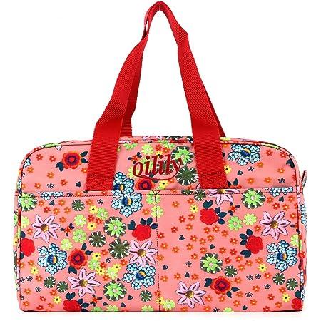 Oilily Fantastic Garden S Shopper Pink