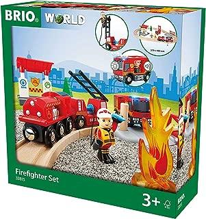 BRIO - Rescue Fire Fighter Set