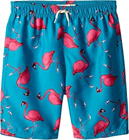 Mid Length Swim Trunks (Toddler/Little Kids/Big Kids)