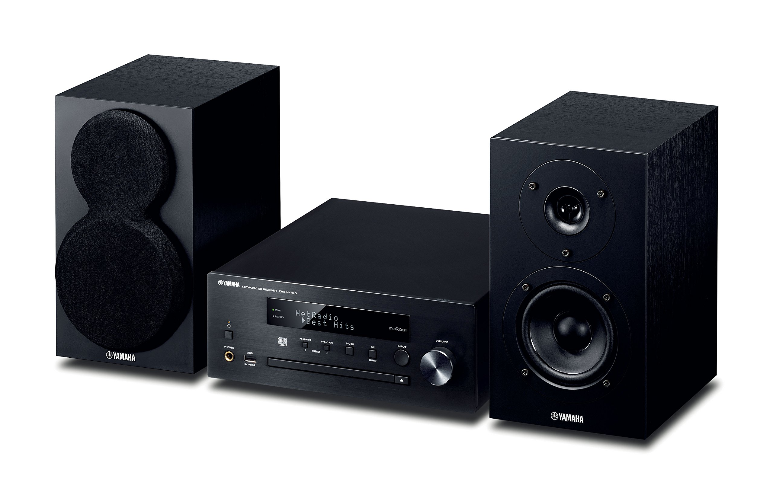 hi fi system with bluetooth speakers