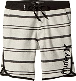 Striped Hangout Walkshorts (Big Kids)