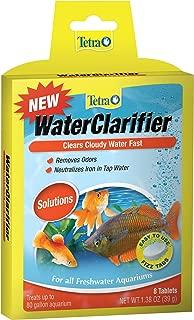 Tetra Water Clarifier Tablets, Aquarium Solutions, 8-Count