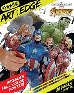 Best crayola giant coloring pages avengers Reviews