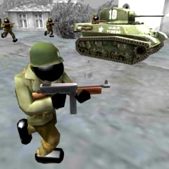 ★ Tabs battle simulator set in ww2 ... but with stickmen! ★ includes tanks, pyro, different weapons, rockets ★ 3d stickmen and levels