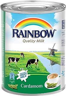Rainbow Cardamom Evaporated Milk 410g with Vitamin D