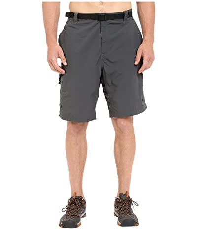 Columbia Big Tall Silver Ridge Cargo Short (42-54) (Grill) Men