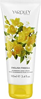 English Freesia by Yardley London Hand Cream 3.4 oz Women