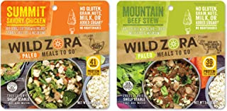 Best wild zora paleo meals Reviews