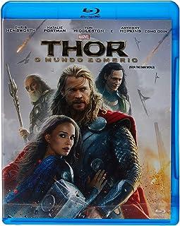 Thor O Mundo Sombrio [Blu-ray]