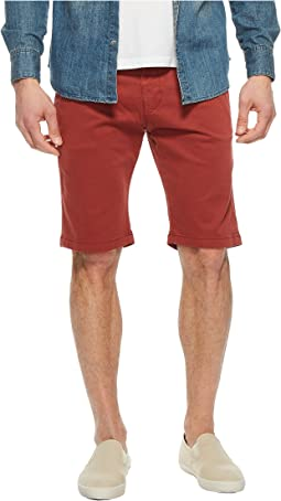 Jacob Shorts in Rosewood Twill