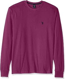 Men's Long Sleeve Crew Neck T-Shirt