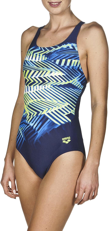 Arena Damen Sport Badeanzug Spike (Schnelltrocknend, UV-Schutz UPF 50+, Chlorresistent, Ergonomisch) B077YBMMVR  Hochwertige Materialien