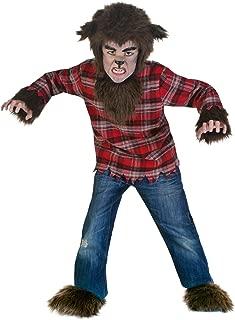 Werewolf Costume Kids Fierce Werewolf Costume for Children