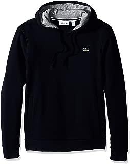 Men's Sport Pull Over Hoodie Fleece Sweatshirt