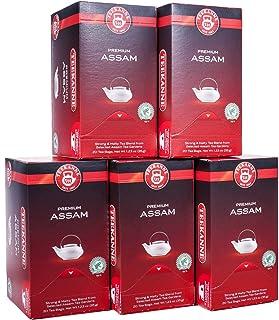 Teekanne Premium Assam 20 Beutel, 5er Pack 5 x 35g