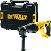 Dewalt dch133nt-xj–Hammer electroneumático Brushless XR 18V SDS-Plus 2,6j 3Modes without Charger/Battery with Case Tstak