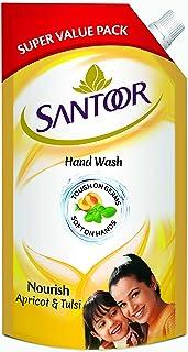 Santoor Hand Wash Nourish - 750 ml