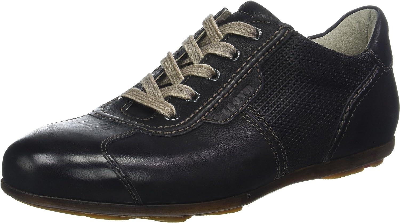 LLOYD Herrenschuh BACCHUS, sportiver Herren-Sneaker aus Leder mit Gummisohle B079SYSBMN  | Düsseldorf Online Shop