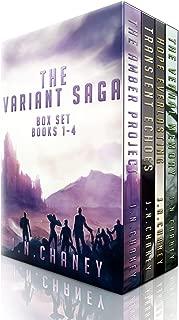 The Variant Saga: A Dystopian Sci-fi Epic