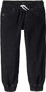 Levi's Kids Boy's Denim Jogger Pants (Little Kids)