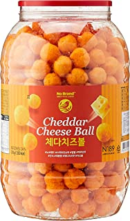 No Brand Cheese Ball, Cheddar, 370g