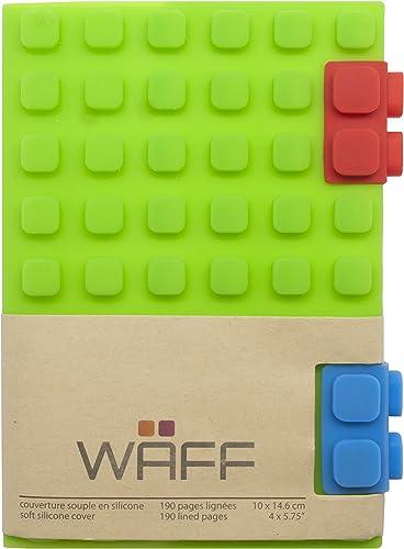 WAFF Notebook, Grün by WAFF
