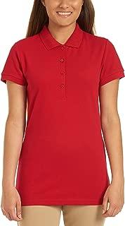 Junior's Uniform Short Sleeve Pique Polo
