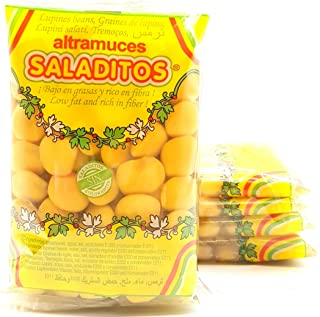 comprar comparacion Altramuces Saladitos 5 packs de 4 bolsitas de 100 g