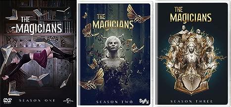The Magicians Seasons 1-3