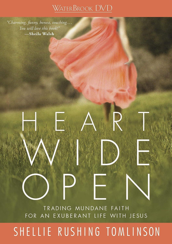 Heart Wide Open DVD: Trading Selling rankings Mundane Life Boston Mall an Faith for Exuberant