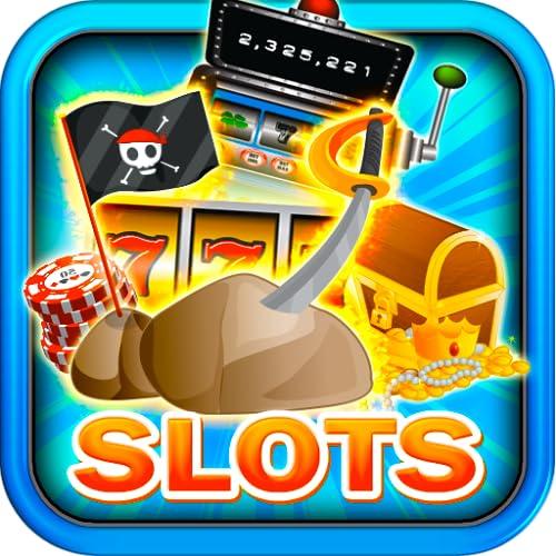 Bonus Pirates Fortune Casino Slots Free Hunter Chips HD Slot Machine Games Free Casino Games for Kindle Fire HDX Tablet Phone Slots Offline