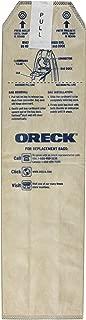 Oreck Genuine Odor Fighting HEPA Vacuum Cleaner Bags for Magnesium Upright, Pack of 6, LWPK6OH