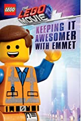 Keeping it Awesomer with Emmet (The LEGO Movie 2: Guide) Kindle Edition
