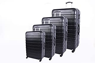 New Travel TROLLY 822/4P Luggage Sets
