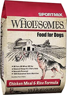 Best sportmix wholesomes dog food Reviews