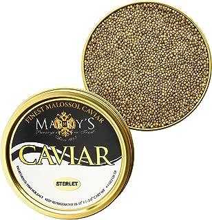 Sterlet Caviar - 1 oz
