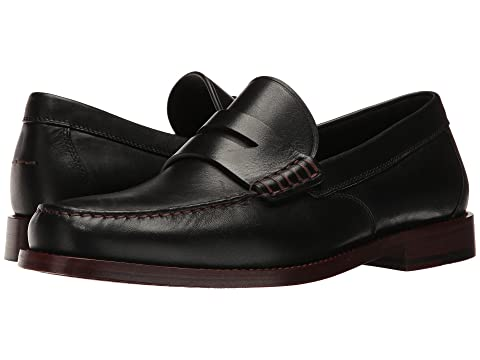 58cb6209f05 COACH Manhattan Leather Loafer at Zappos.com