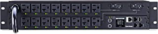 CyberPower PDU41003 Switched PDU, 120V/30A, 16 Outlets, 2U Rackmount