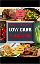 Low Carb Cookbook: Simple | Delicious | Diet Friendly