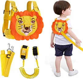 Best walking harnesses for toddlers