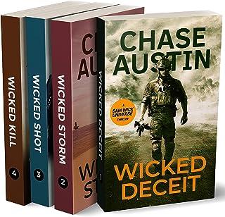 Sam Wick Boxset: Book 1-4 (The Sam Wick Series Box Set 1)