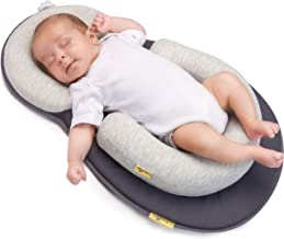 Babymoov Cosydream Original Newborn Lounger | Ultra-Comfortable Osteopath Designed Nest Certified Safe for Babies (Baby Re...