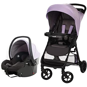 Amazon Com Safety 1st Smooth Ride Travel System Stroller With