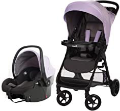 Best Safety 1st Smooth Ride Travel System Stroller with OnBoard 35 LT Infant Car Seat (Monument 2) Review