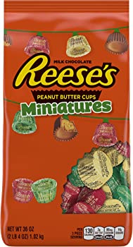 Reese's Holiday Peanut Butter Cups Miniatures