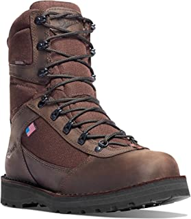 East Ridge Brown Insulated 400G Boot 10
