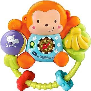 خشخيشة القرد التأرجح والهز من في تيك ليتل فريندلايز، قطعة واحدة