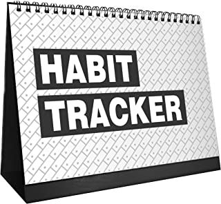 AccuPrints Habit Development (Any Year) Planner for Desk for Personal use for Man Woman Girl Student & Gift