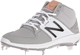 New Balance Mens M3000v3 Metal Baseball Shoe